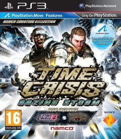 Jaquette de Time Crisis : Razing Storm PlayStation 3