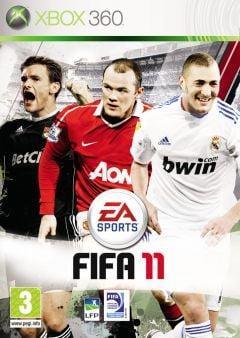 Jaquette de FIFA 11 Xbox 360