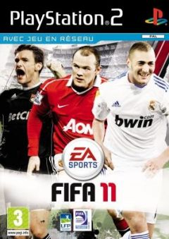Jaquette de FIFA 11 PlayStation 2