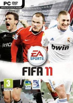 Jaquette de FIFA 11 PC