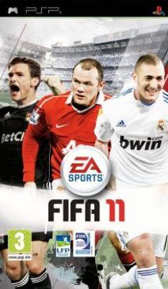 Jaquette de FIFA 11 PSP