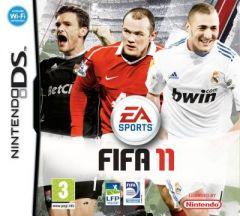 Jaquette de FIFA 11 DS