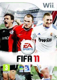 Jaquette de FIFA 11 Wii