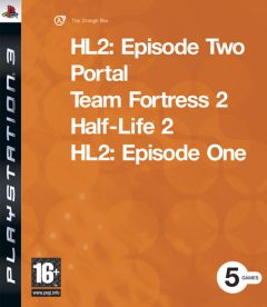 Jaquette de Half Life 2 : Episode Two PlayStation 3