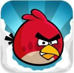 Jaquette de Angry Birds iPhone, iPod Touch