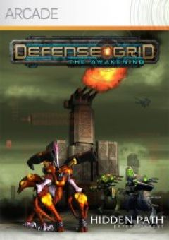 Jaquette de Defense Grid : The Awakening Xbox 360