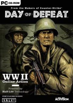 Jaquette de Day of Defeat  : Source PC