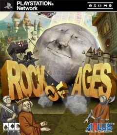 Jaquette de Rock of Ages PlayStation 3