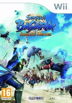 Jaquette de Sengoku Basara Samurai Heroes Wii