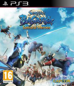 Jaquette de Sengoku Basara Samurai Heroes PlayStation 3