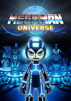 Jaquette de Mega Man Universe PlayStation 3