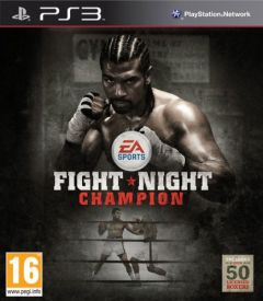 Jaquette de Fight Night Champion PlayStation 3