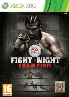 Jaquette de Fight Night Champion Xbox 360