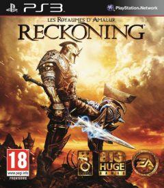 Jaquette de Les Royaumes d'Amalur : Reckoning PlayStation 3