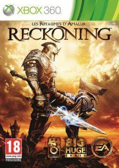 Jaquette de Les Royaumes d'Amalur : Reckoning Xbox 360