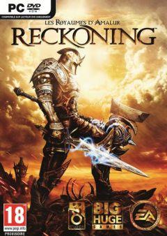 Jaquette de Les Royaumes d'Amalur : Reckoning PC