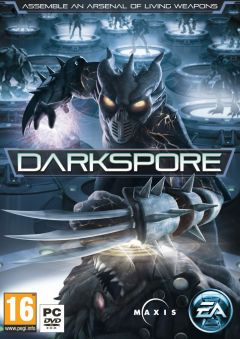 Jaquette de Darkspore PC