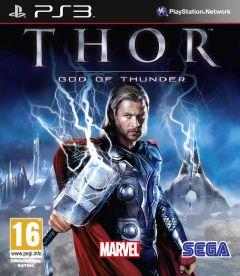 Jaquette de Thor : Dieu du Tonnerre PlayStation 3