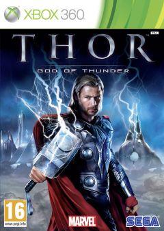 Jaquette de Thor : Dieu du Tonnerre Xbox 360