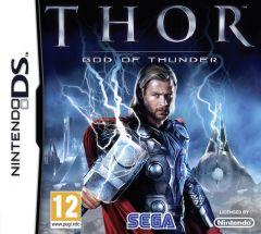 Jaquette de Thor : Dieu du Tonnerre DS