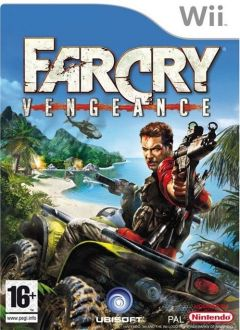 Jaquette de Far Cry : Vengeance Wii