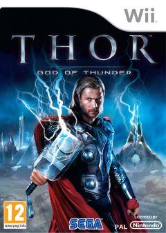 Jaquette de Thor : Dieu du Tonnerre Wii
