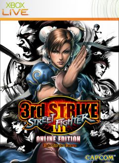 Street Fighter III : 3rd Strike Online Edition