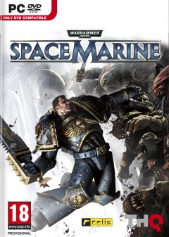 Jaquette de Warhammer 40.000 : Space Marine PC