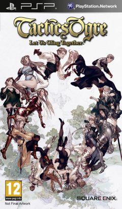 Jaquette de Tactics Ogre : Let Us Cling Together PSP