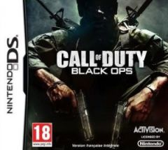 Jaquette de Call of Duty : Black Ops DS
