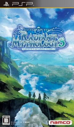 Jaquette de Tales of the World : Radiant Mythology 3 PSP