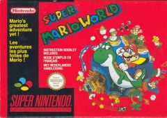 Super Mario World (Super NES)