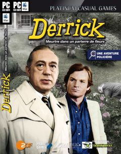 Jaquette de Derrick : Meurtre dans un parterre de fleurs PC