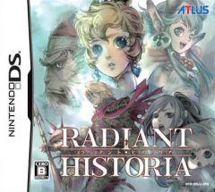 Jaquette de Radiant Historia DS