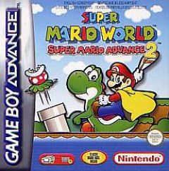 Jaquette de Super Mario World Game Boy Advance