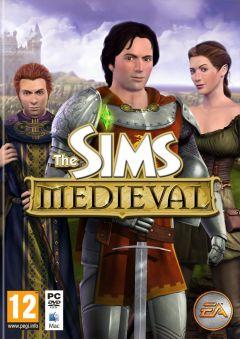 Jaquette de Les Sims : Medieval Mac