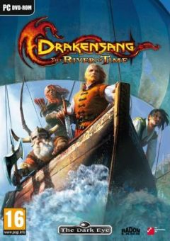 Jaquette de Drakensang - The River of Time PC
