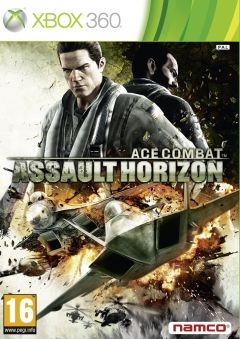 Jaquette de Ace Combat : Assault Horizon Xbox 360