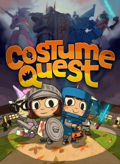 Jaquette de Costume Quest PlayStation 3