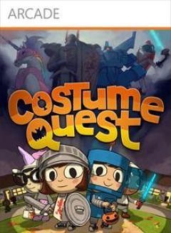Jaquette de Costume Quest Xbox 360