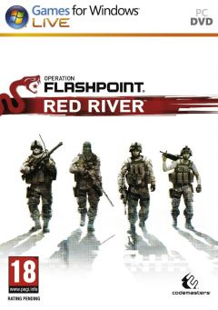 Jaquette de Operation Flashpoint : Red River PC