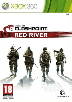 Jaquette de Operation Flashpoint : Red River Xbox 360