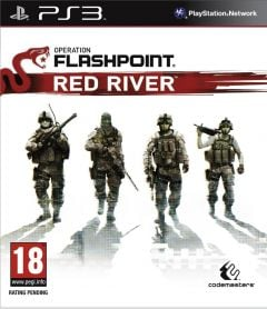 Jaquette de Operation Flashpoint : Red River PlayStation 3