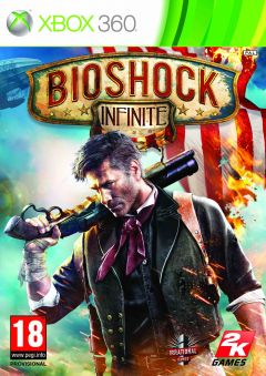 Jaquette de BioShock Infinite Xbox 360