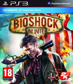 Jaquette de BioShock Infinite PS3