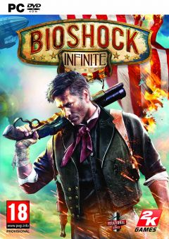 Jaquette de BioShock Infinite PC