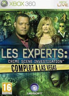Jaquette de Les Experts : Complot à Las Vegas Xbox 360