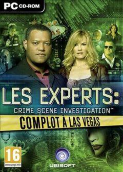 Jaquette de Les Experts : Complot à Las Vegas PC