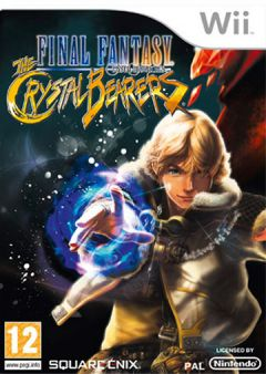 Jaquette de Final Fantasy Crystal Chronicles : The Crystal Bearers Wii