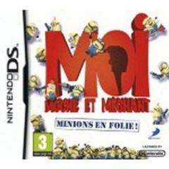 Jaquette de Moi, Moche et Méchant : le jeu vidéo DS